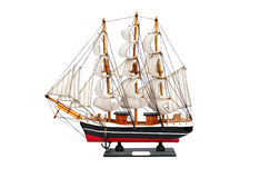 πρότυπο σκάφος Στοκ φωτογραφία με δικαίωμα ελεύθερης χρήσης
