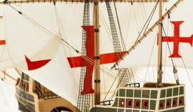 Πρότυπο σκαφών Στοκ εικόνες με δικαίωμα ελεύθερης χρήσης