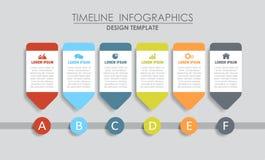 Πρότυπο σχεδίου Infographic με τη θέση για τα στοιχεία σας επίσης corel σύρετε το διάνυσμα απεικόνισης διανυσματική απεικόνιση