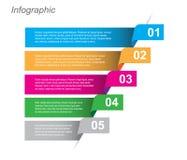 Πρότυπο σχεδίου Infographic διανυσματική απεικόνιση