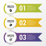 Πρότυπο σχεδίου Infographic με τα εικονίδια απαγορευμένα διάνυσμα απεικόνιση αποθεμάτων