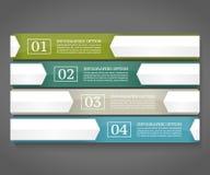Πρότυπο σχεδίου Infographics Στοκ Φωτογραφία