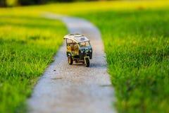 Πρότυπο ταξί Ταϊλάνδη Tuk Tuk Στοκ Φωτογραφία