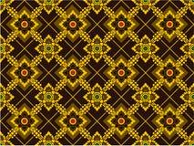 πρότυπο Ταϊλανδός τέχνης Στοκ Εικόνες