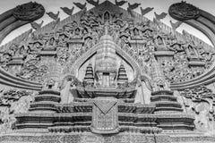 πρότυπο Ταϊλανδός τέχνης Στοκ Φωτογραφίες