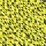 Πρότυπο τριγώνων άνευ ραφής διάνυσμα ανασκό Στοκ Φωτογραφία