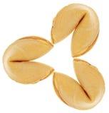 πρότυπο τύχης μπισκότων ανα&si Στοκ εικόνες με δικαίωμα ελεύθερης χρήσης