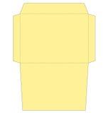 πρότυπο φακέλων Στοκ φωτογραφία με δικαίωμα ελεύθερης χρήσης