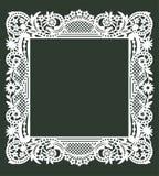 Πρότυπο φακέλων περικοπών λέιζερ Στοκ εικόνες με δικαίωμα ελεύθερης χρήσης