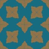 πρότυπο φθινοπώρου άνευ ρ&al Ύφος Boho Στοκ φωτογραφίες με δικαίωμα ελεύθερης χρήσης