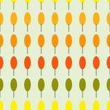 πρότυπο φθινοπώρου άνευ ρ&al Στοκ φωτογραφία με δικαίωμα ελεύθερης χρήσης