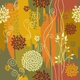 πρότυπο φθινοπώρου Στοκ εικόνες με δικαίωμα ελεύθερης χρήσης