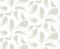 πρότυπο φτερών άνευ ραφής Στοκ Εικόνες