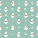 πρότυπο Χριστουγέννων άνευ ραφής Στοκ εικόνες με δικαίωμα ελεύθερης χρήσης