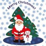 πρότυπο Χριστουγέννων άνε&ups Στοκ Εικόνες
