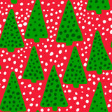 πρότυπο Χριστουγέννων άνε&ups απεικόνιση αποθεμάτων