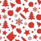 πρότυπο Χριστουγέννων άνε&ups Στοκ φωτογραφία με δικαίωμα ελεύθερης χρήσης