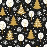 πρότυπο Χριστουγέννων άνε&ups Στοκ Φωτογραφία