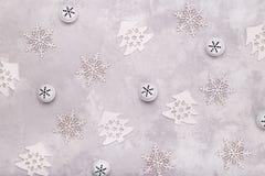 Πρότυπο Χριστουγέννων Στοκ Φωτογραφία