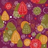 πρότυπο Χριστουγέννων Διανυσματική απεικόνιση