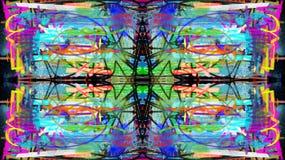 πρότυπο χρωμάτων Στοκ εικόνα με δικαίωμα ελεύθερης χρήσης