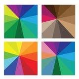 Πρότυπο χρώματος Στοκ εικόνα με δικαίωμα ελεύθερης χρήσης