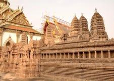 Πρότυπο Angkor Στοκ Εικόνες