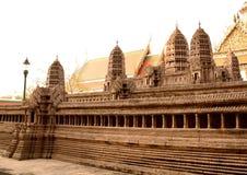 Πρότυπο Angkor Στοκ Φωτογραφία