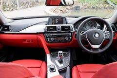 Πρότυπο Coupe 2013 4-σειρών της BMW Στοκ φωτογραφία με δικαίωμα ελεύθερης χρήσης