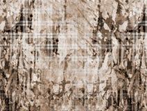 Πρότυπο Grunge Στοκ φωτογραφία με δικαίωμα ελεύθερης χρήσης