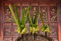 Πρόχειρα φαγητά γειτονιάς γενέτειρων πόλη Tongliang Chongqing - μπουλέττες Στοκ εικόνες με δικαίωμα ελεύθερης χρήσης