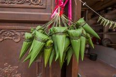 Πρόχειρα φαγητά γειτονιάς γενέτειρων πόλη Tongliang Chongqing - μπουλέττες Στοκ Εικόνες