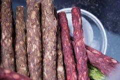 Πρόχειρα φαγητά για τα σκυλιά στοκ φωτογραφίες