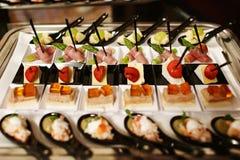 Πρόχειρα φαγητά κρέατος Στοκ Εικόνα