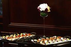 Πρόχειρα φαγητά κρέατος Στοκ εικόνα με δικαίωμα ελεύθερης χρήσης