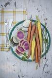 Πρόχειρα φαγητά Healhty Στοκ Εικόνες