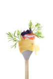 πρόχειρο φαγητό ζυμαρικών &del Στοκ εικόνες με δικαίωμα ελεύθερης χρήσης