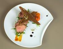 Πρόχειρο φαγητό κρέατος Στοκ εικόνες με δικαίωμα ελεύθερης χρήσης
