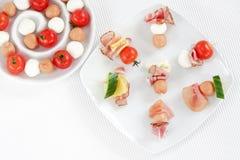 πρόχειρο φαγητό συμβαλλόμ Στοκ εικόνες με δικαίωμα ελεύθερης χρήσης