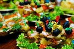 πρόχειρο φαγητό Στοκ εικόνα με δικαίωμα ελεύθερης χρήσης