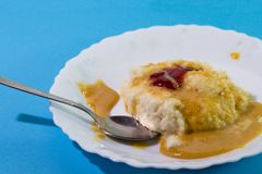 Πρόχειρο φαγητό Tapioka Στοκ Φωτογραφίες
