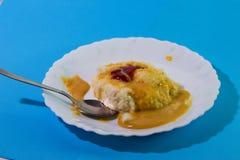 Πρόχειρο φαγητό Tapioka Στοκ Εικόνα