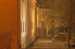 Πρόχωμα στο παλαιό μοναστήρι στοκ φωτογραφία με δικαίωμα ελεύθερης χρήσης