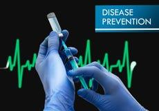 Πρόληψη ασθενειών στοκ εικόνες