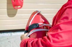 Πρόληψη ατυχήματος και διάσωση νερού Στοκ φωτογραφίες με δικαίωμα ελεύθερης χρήσης