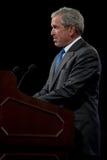 Πρώην πρόεδρος Τζορτζ Μπους Στοκ εικόνες με δικαίωμα ελεύθερης χρήσης