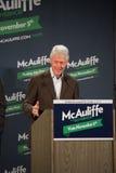 Πρώην πρόεδρος Bill Clinton Στοκ Φωτογραφίες