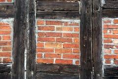 Πρώσος τοίχος Στοκ φωτογραφία με δικαίωμα ελεύθερης χρήσης