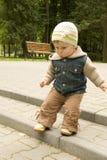 πρώτα βήματα Στοκ φωτογραφία με δικαίωμα ελεύθερης χρήσης