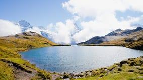 Πρώτα βουνά Ελβετία Στοκ φωτογραφία με δικαίωμα ελεύθερης χρήσης